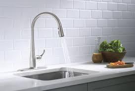 White Kitchen Sink Faucets Efficiency Shaker Kitchen Cabinets U2014 Onixmedia Kitchen Design