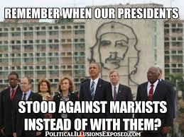 Cuba Meme - obama posing in cuba makes for a ridiculous meme political