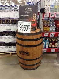 sam u0027s club reportedly selling barrels of jack daniel u0027s whiskey