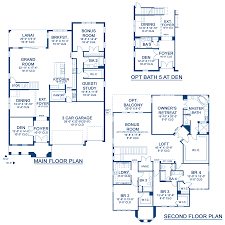 Home Floor Plan by Granada Ii A New Home Floor Plan At Waterleaf By Homes By Westbay