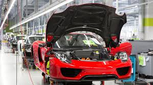 Final Porsche 918 Spyder Leaves The Assembly Line Porsche Talks
