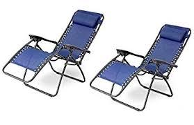 X Chair Zero Gravity Recliner Amazon Com Outsunny Zero Gravity Recliner Lounge Patio Pool
