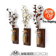 Vase Wall Sconce Wall Vase Wall Planter Glass Wall Vase Hanging Wall