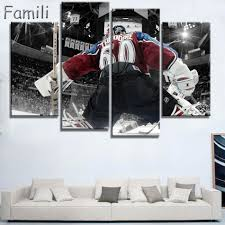 aliexpress com buy 4 panels montreal canadiens professional ice
