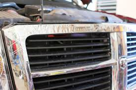 dodge grill bubbled chrome front grill replacement 2007 dodge durango