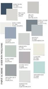 the best whole house paint scheme that looks great in every