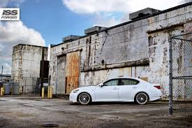 lexus gs 350 performance lexus gs f on iss forged spyder iss forged handcrafted for