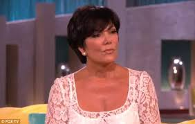 kris jenner haircut side view kris jenner defends protective decision to put curious kim