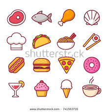 different types of cuisines in the stock images royalty free images vectors