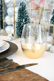 modern drink table simple u0026 modern christmas dining table ideas