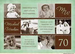 six photo woman u0027s birthday invitation classic childhood