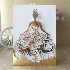 Wedding Invitation Cards China Online Get Cheap Metallic Invitations Aliexpress Com Alibaba Group