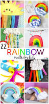 best 25 rainbow crafts ideas on pinterest march crafts rainbow