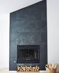 Fireplace Tile Design Ideas by Best 25 Black Fireplace Ideas On Pinterest Black Fireplace