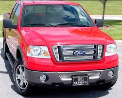 2007 ford f150 fx4 accessories ford f150 xlt stx fx4 lariat king ranch quarter by quarter