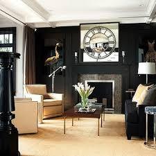 Living Room Black Sofa Sofa Design Ideas