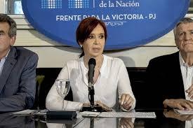 Cristina Autor En Ecortina Cristina Bonadio Ejecuta Las órdenes De Mauricio Macri