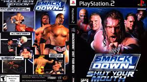wwe smackdown shut your mouth europe iso u003c ps2 isos emuparadise
