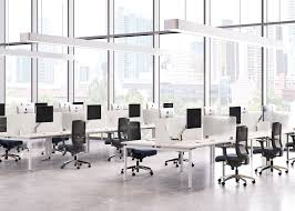Open Plan Office Furniture by Alloy National Office Furniture National Office Furniture