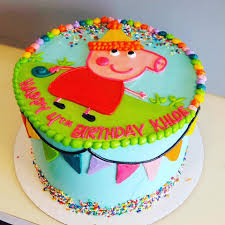 peppa pig birthday cakes peppa pig birthday cake hayley cakes and cookies
