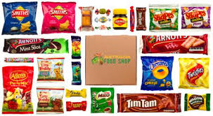 food care packages size care package aussie favourites the australian food shop