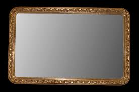 Mirrors For Sale Large French Horizontal Mirror For Sale Antiques Com Classifieds