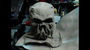scarecrow halloween mask handmade halloween scarecrow mask by alberto dalla rosa diy