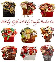 Holiday Food Baskets Gifts And Gift Baskets Canada By Pacific Basket Company