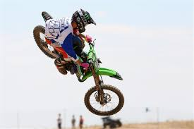 85cc motocross racing brian moreau second in the 85cc world junior championship