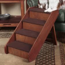 dog ramp for stairs picture idea how to build dog ramp for