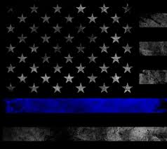 Thin Blue Line Flag Download Thin Blue Line Flag Wallpapers To Your Cell Phone Blue