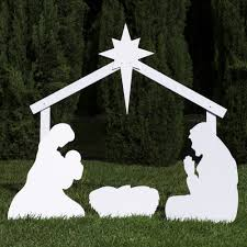 Christmas Decorations Nativity Outdoor amazon com outdoor nativity store holy family outdoor nativity