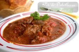 cuisiner des foies de volaille foie de volailles en sauce tomate amour de cuisine
