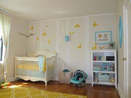 Yellow Curtains Nursery by Color Psychology For Nursery Rooms Learn How Color Affects Your