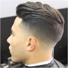 types of fade haircuts image types of fade haircuts man 2017 men s haircut fade back best