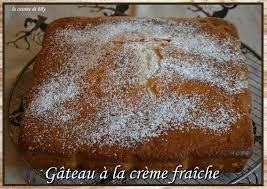 la cuisine de lilly gâteau à la crème fraîche la cuisine de lilly