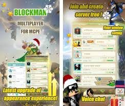 multiplayer for minecraft pe apk blockman multiplayer for minecraft apk version 5 8