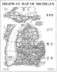 Map Of Northern Michigan by 18 Historic And Not So Historic Maps Of Michigan