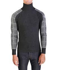 mens turtleneck sweater moncler moncler gamme bleu s wool turtleneck sweater