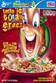 Lucky Charms Meme - there always after his lucky dong expand dong know your meme