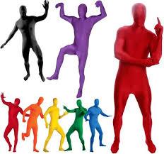 Skin Suit Halloween Costume Buy Wholesale Skins Halloween Costume China Skins