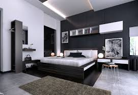 Outstanding Wall Painting Design For Bedroom With Blue Color - Bedroom colours ideas