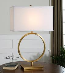 Uttermost Table Lamps Uttermost Duara Circle Table Lamp Beyond Stores