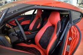 aston martin v12 zagato interior aston martin vanquish zagato arrives in mexico for sale drivers
