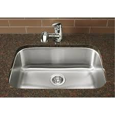 Single Tub Kitchen Sink Blanco 441025 Stellar Stainless Steel Kitchen Sinks Sinks