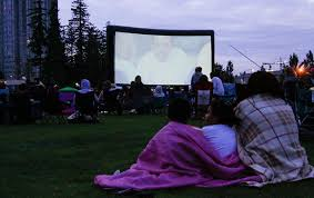 where can you enjoy movies in the park in nashville