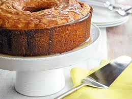 pound cake with brown butter glaze recipe myrecipes
