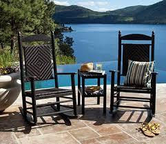 Patio Furniture Chairs Polywood Outdoor Furniture Rethink Outdoor