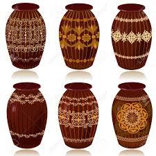 How To Decorate Flower Vase Ceramic Pots Decoration Thesecretconsul Com