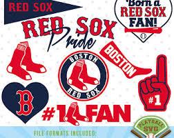 boston sox svg files baseball designs contains dxf eps svg